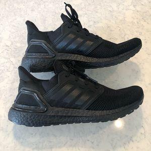 Women's Ultraboost 20 Running Shoes Triple Black